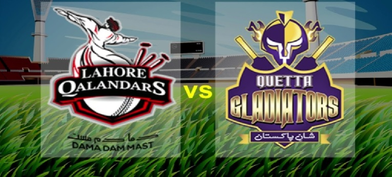 QUE VS LAH 5th T20 PSL 2018